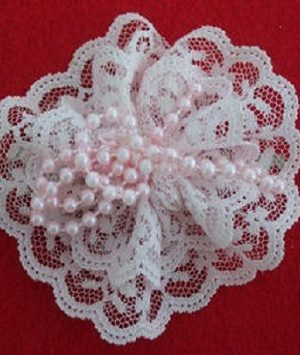 Homemade DIY Lace Crafts