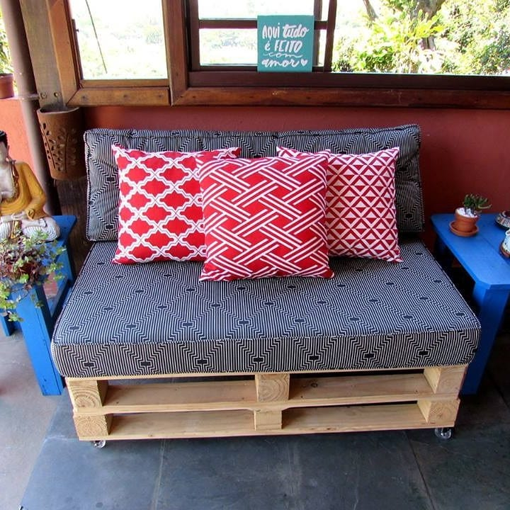 Classy and simple pallet furniture ideas | Artistic & Amazing 2019 Pallet projects