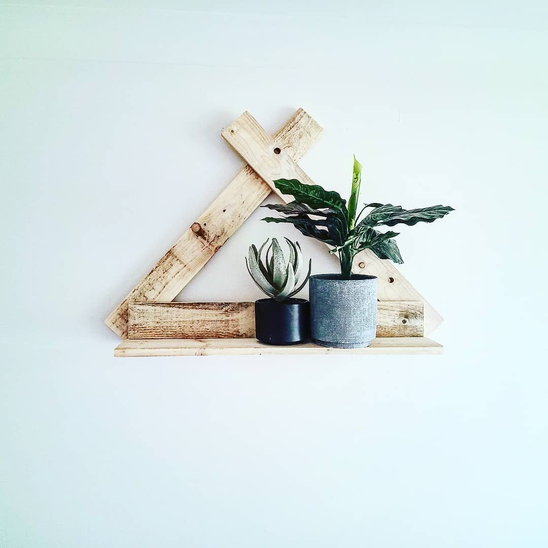 wooden Pallet decor
