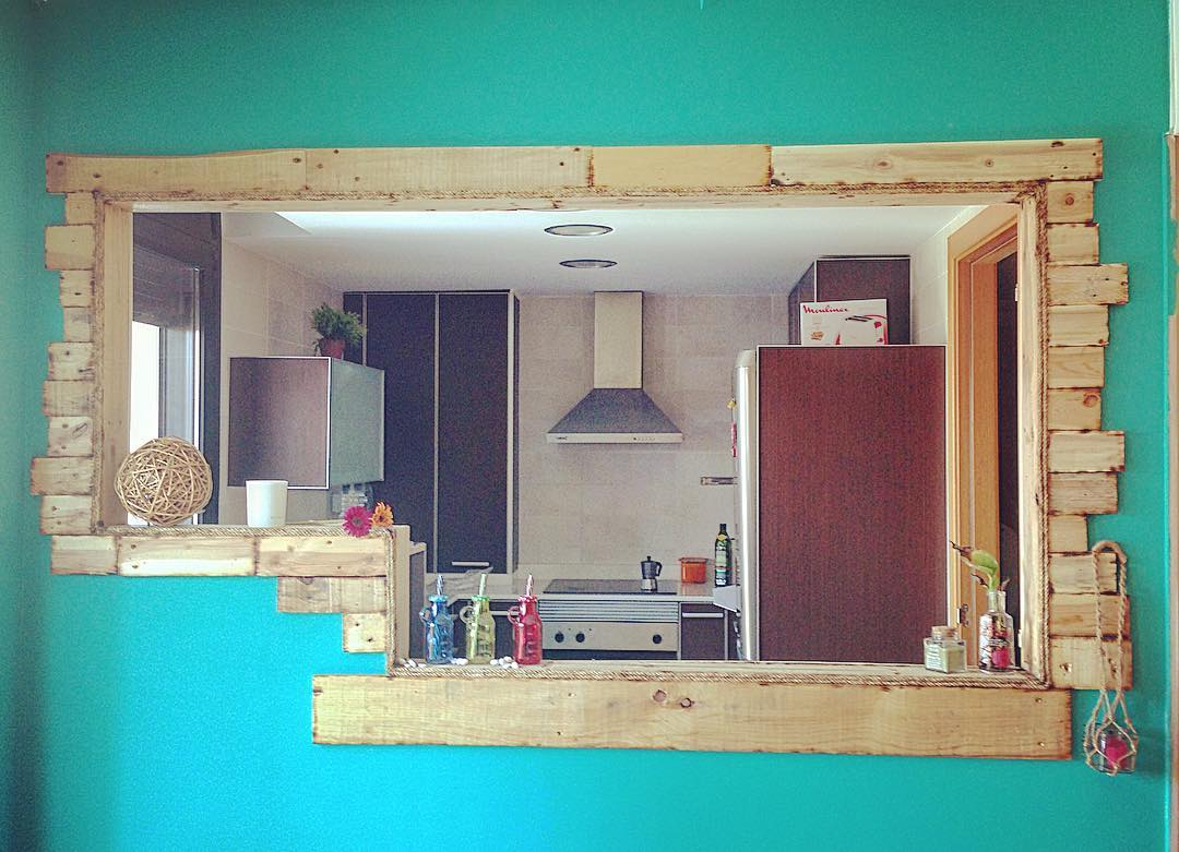 mirror Pallet ideas