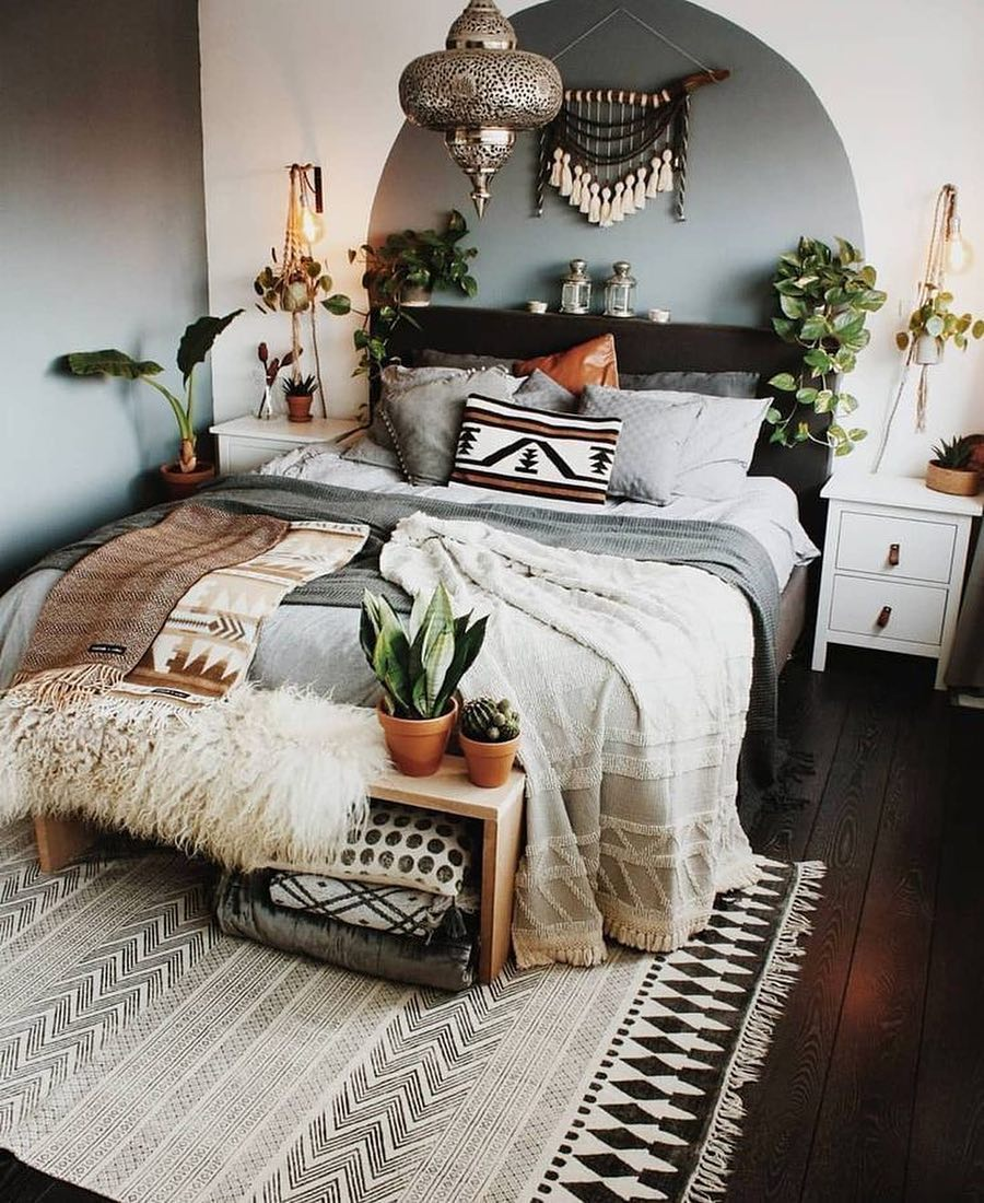 Boho bedroom Bedroom Ideas