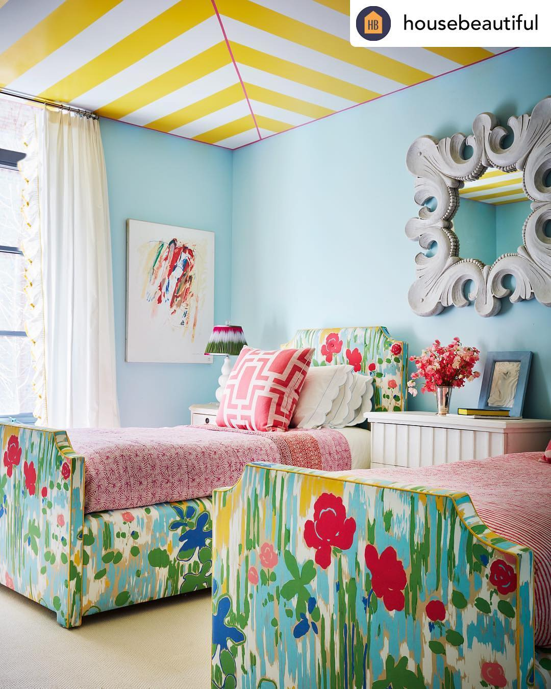 fun and colorful Bedroom Ideas