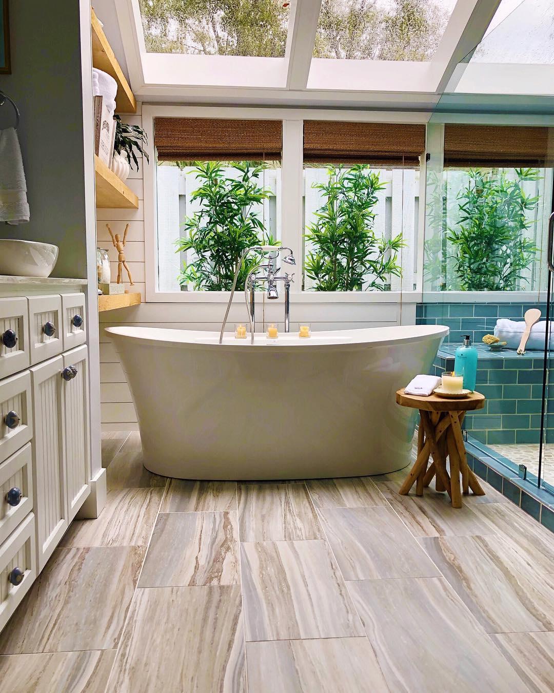 Overcast Bathroom Remodel Ideas