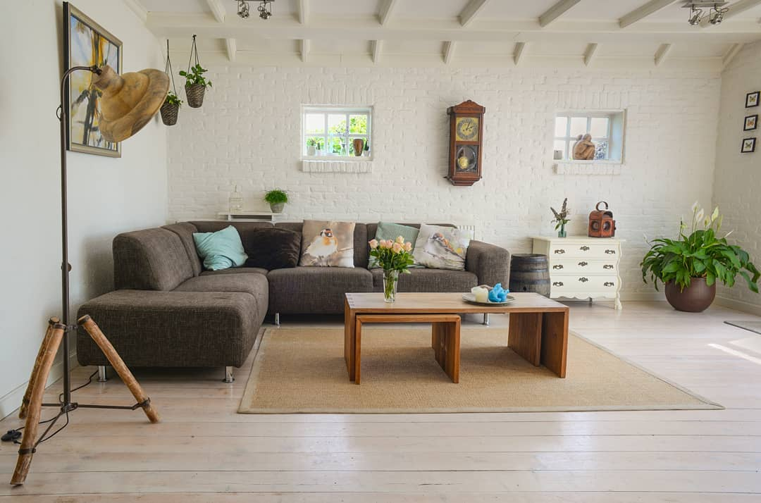 spring decorations Living Room ideas