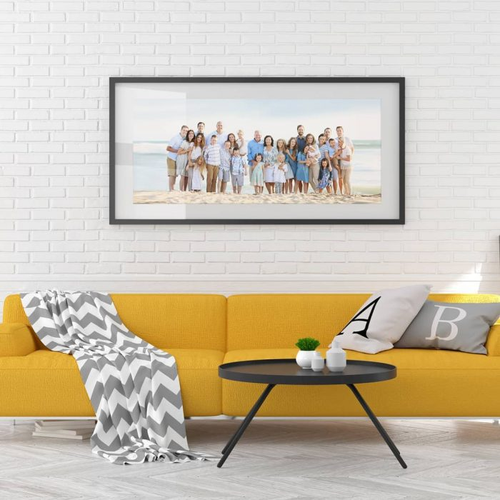 Personalize family photo | Wall Decor Ideas
