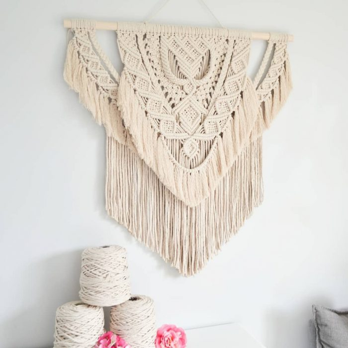 Recreating this piece to a larger size | Wall Decor Ideas