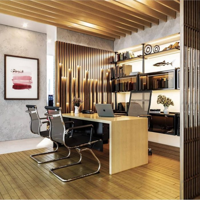 Stylish Office Decor Ideas For Your Workspace - 5 Min Ideas