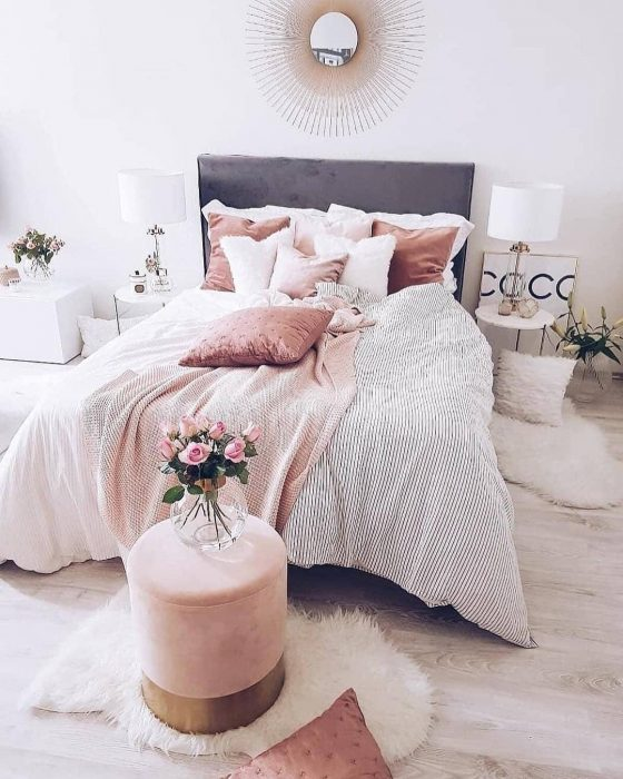Pink dream world | Bedroom Decor Ideas