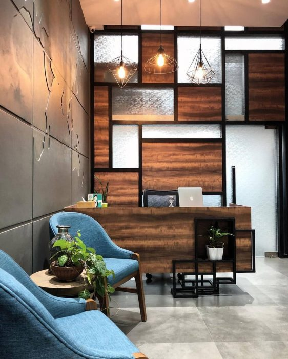 Office Setting Area | Office Decor Ideas