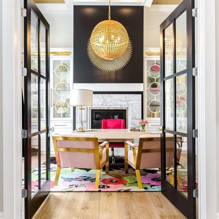 Office Setting Area | Office Decor Ideas