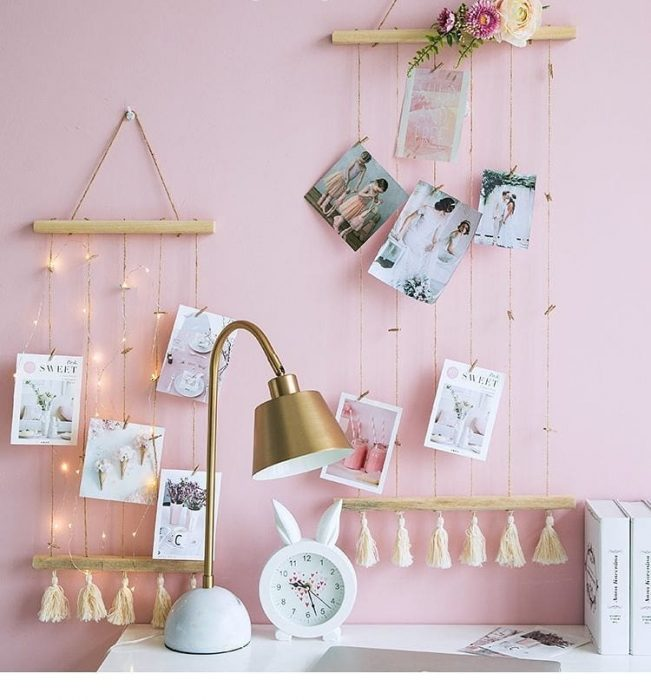 Make memories with Photo hanger | Wall Decor Ideas