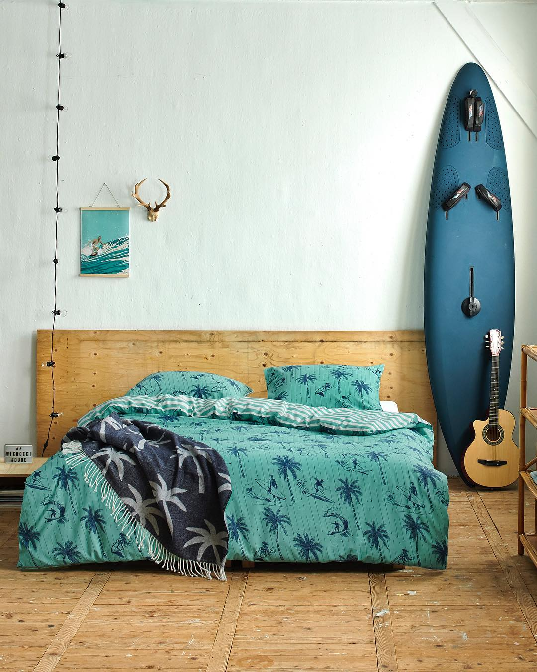 The cool surfers Bedroom Ideas