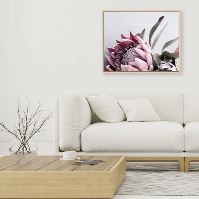 King Protea Blues | Wall Decor Ideas