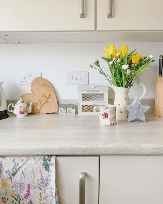 Quick tidy of the kitchen | Kitchen Decor Ideas