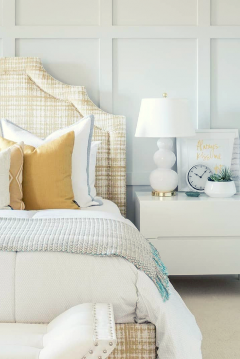 Spring Bedroom Inspiration Mind Blowing Dreamy DIY Headboard Ideas