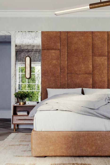 Master Bedroom Mind Blowing Dreamy DIY Headboard Ideas