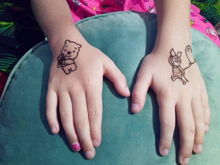 Kid's Mehndi Designs of 2020
